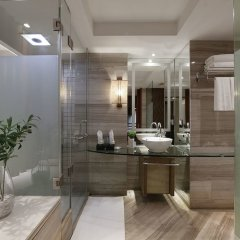 Отель XiaMen Big Apartment Hotel Китай, Сямынь - отзывы, цены и фото номеров - забронировать отель XiaMen Big Apartment Hotel онлайн ванная фото 2