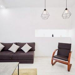 Апартаменты Flatsis Apartment Bazhanova 12 Харьков комната для гостей фото 2