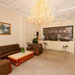 Отель Lihua Hostel Китай, Сиань - отзывы, цены и фото номеров - забронировать отель Lihua Hostel онлайн интерьер отеля фото 2