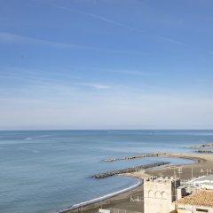 Отель Villa Margherita пляж