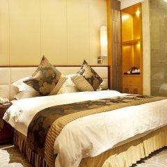 Suzhou Grand Garden hotel комната для гостей