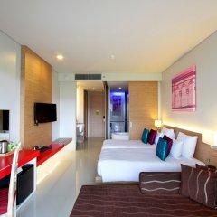 Отель The Kee Resort & Spa 4* Стандартный номер с различными типами кроватей фото 3