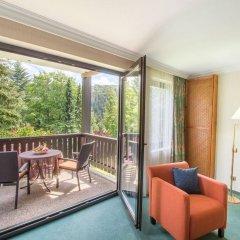 Romantik Hotel Stryckhaus балкон