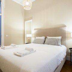 Апартаменты Baixa Vintage Three-Bedroom Apartment - by LU Holidays Лиссабон комната для гостей фото 3