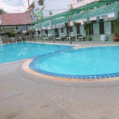 Отель Waratee Spa Resort Villa Таиланд, Бангкок - отзывы, цены и фото номеров - забронировать отель Waratee Spa Resort Villa онлайн бассейн