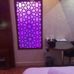Trans World Hotel ванная
