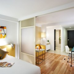 Отель Citadines Sukhumvit 16 Bangkok Таиланд, Бангкок - 1 отзыв об отеле, цены и фото номеров - забронировать отель Citadines Sukhumvit 16 Bangkok онлайн комната для гостей фото 2