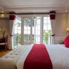 Отель La Beaute De Hanoi Ханой комната для гостей фото 3