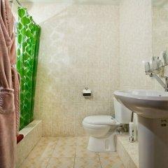 Гостиница Оделина Отель в Уссурийске 3 отзыва об отеле, цены и фото номеров - забронировать гостиницу Оделина Отель онлайн Уссурийск ванная фото 2