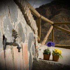 Отель Cuevalia. Alojamiento Rural en Cueva интерьер отеля