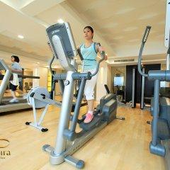 Отель Ramada Plaza by Wyndham Bangkok Menam Riverside фитнесс-зал фото 2