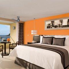Отель Dreams Huatulco Resort & Spa комната для гостей