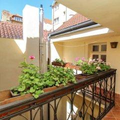Отель Nerudova Чехия, Прага - отзывы, цены и фото номеров - забронировать отель Nerudova онлайн балкон