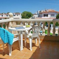 Отель Villa Caryana I балкон