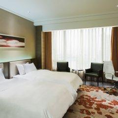 Отель Crowne Plaza Nanjing Jiangning комната для гостей фото 4