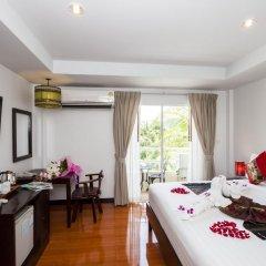 Отель Silver Resortel Номер Делюкс с различными типами кроватей фото 2