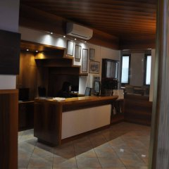 Отель Albergo Delle Alpi Беллуно интерьер отеля фото 2