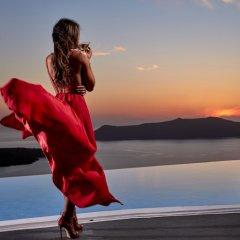 Отель Cosmopolitan Suites Греция, Остров Санторини - отзывы, цены и фото номеров - забронировать отель Cosmopolitan Suites онлайн фото 10