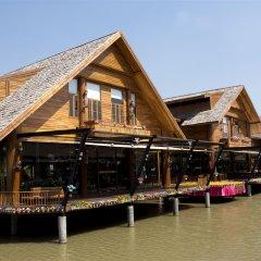 Отель The Peak 1BR-1708 by Pattaya Holiday Паттайя приотельная территория