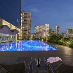 Hotel Boss Сингапур бассейн фото 2