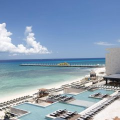 Отель Grand Hyatt Playa Del Carmen Resort Package пляж фото 2