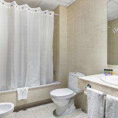 Отель Oriente Atiram Hotel Испания, Барселона - 2 отзыва об отеле, цены и фото номеров - забронировать отель Oriente Atiram Hotel онлайн ванная фото 2