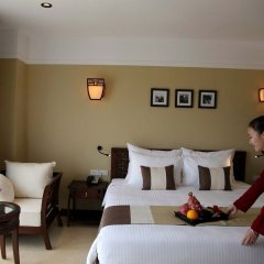 Essence Hoi An Hotel & Spa комната для гостей