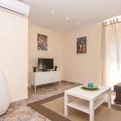 Апартаменты Bbarcelona Apartments Diagonal Flats Барселона комната для гостей фото 4