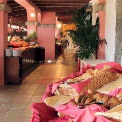Отель Arbatax Park Resort Borgo Cala Moresca