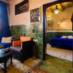 Отель Kasbah Dar Daif Марокко, Уарзазат - отзывы, цены и фото номеров - забронировать отель Kasbah Dar Daif онлайн комната для гостей фото 4
