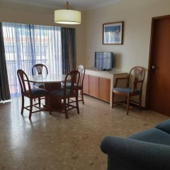 Отель Interpass Clube Praia Vau комната для гостей фото 3