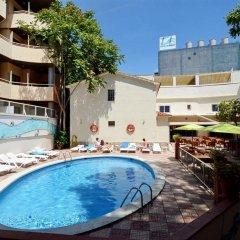 Отель Moremar Испания, Льорет-де-Мар - 4 отзыва об отеле, цены и фото номеров - забронировать отель Moremar онлайн бассейн фото 2