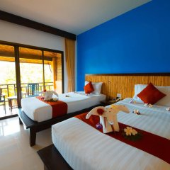 Отель Railay Princess Resort & Spa комната для гостей