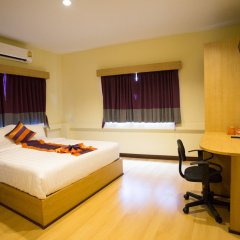 Апартаменты Studio Central Pattaya By Icheck Inn Паттайя комната для гостей фото 4
