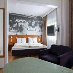 Отель Holiday Inn Helsinki - Vantaa Airport комната для гостей
