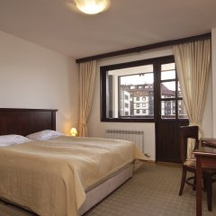 Апартаменты Apartment Tourist Complex & SPA Astera Bansko комната для гостей