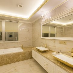 Kule Hotel & Spa Турция, Газиантеп - отзывы, цены и фото номеров - забронировать отель Kule Hotel & Spa онлайн ванная