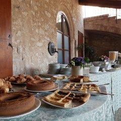 Отель Valle Rosa Country House Сполето питание фото 2