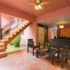 Отель Areca Resort & Spa балкон