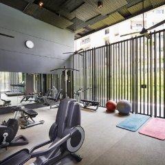 Studio M Hotel фитнесс-зал
