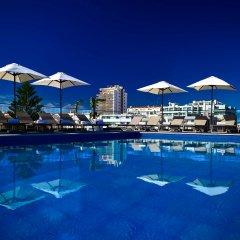 Отель The Prime Energize бассейн