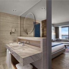 Barut Acanthus & Cennet Турция, Сиде - 2 отзыва об отеле, цены и фото номеров - забронировать отель Barut Acanthus & Cennet - All Inclusive онлайн ванная фото 2
