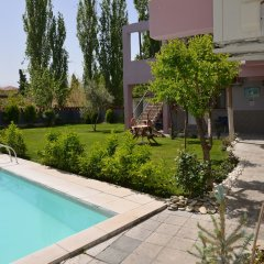 Sunrise Aya Hotel Турция, Памуккале - отзывы, цены и фото номеров - забронировать отель Sunrise Aya Hotel онлайн балкон