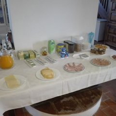 Отель Quinta Dos Ribeiros питание