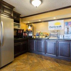 Отель Days Inn & Suites by Wyndham Vicksburg питание
