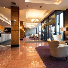 Отель Jurys Inn Эдинбург интерьер отеля