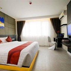 Отель Park Residence Bangkok Бангкок комната для гостей фото 3