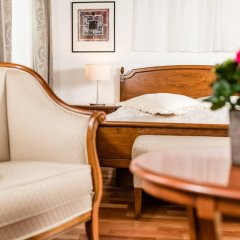 Hotel Restaurant Lilie Випитено удобства в номере фото 2