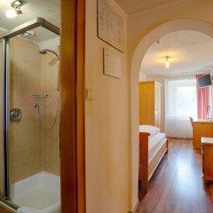 Отель Silbergasser Горнолыжный курорт Ортлер ванная