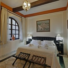 Hotel Casa del Balam комната для гостей